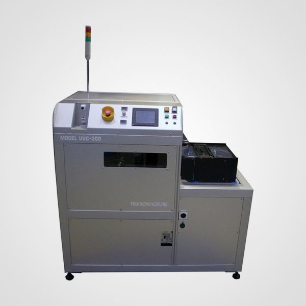 Automated LED UV Curing System For Up To 300 Mm Wafers