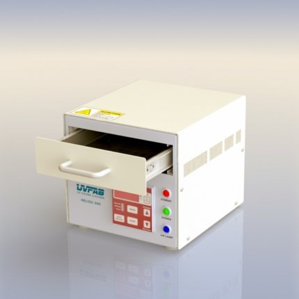 Tabletop UV-Ozone Cleaner, Model HELIOS-500