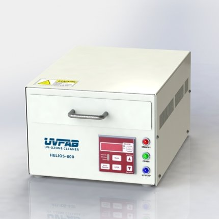 200mm (8-inch) UV Wafer Cleaning System