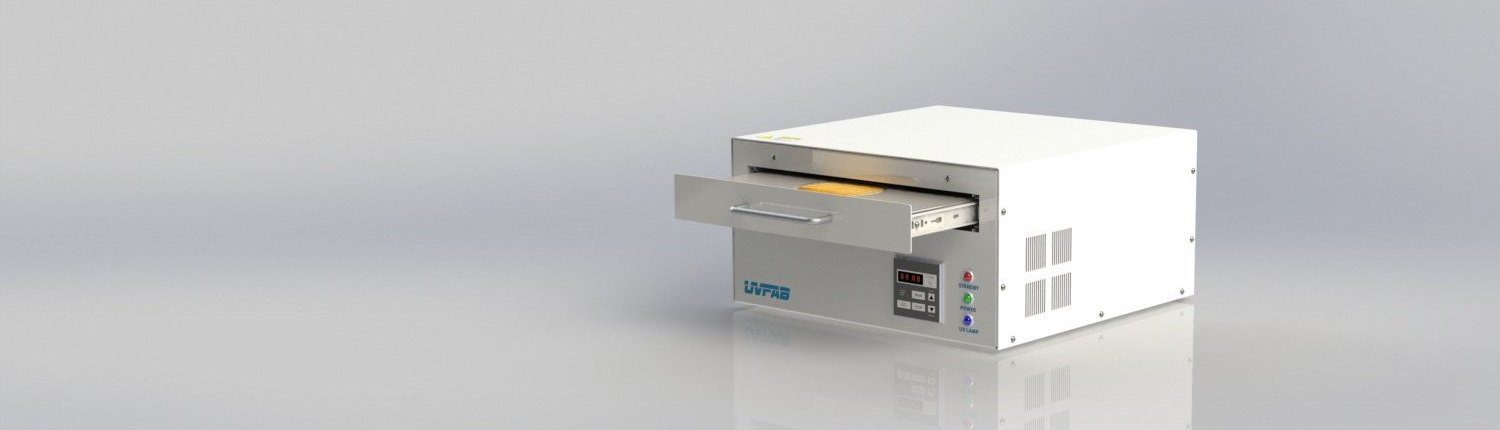 300mm UV-Ozone Cleaner by UVFAB Systems