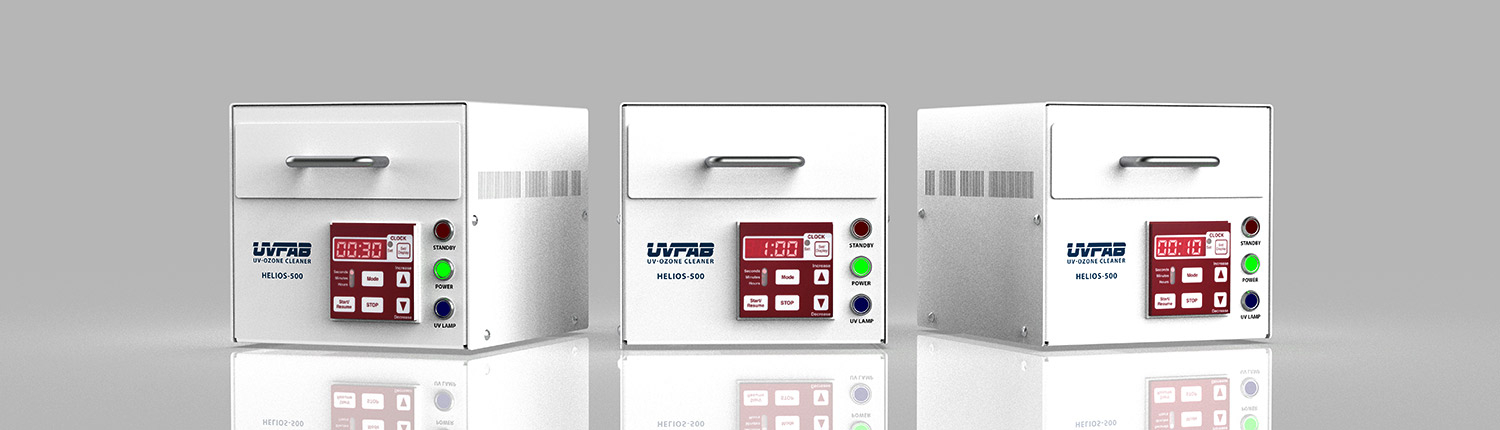 UV Ozone Cleaning Systems by UVFAB